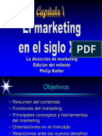 1 El Marketing en El Sigo Xxi