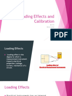 1 - Loading Effects and Calibration (Klint S. Canilla)