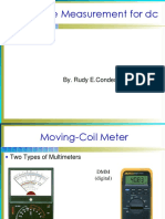 2 - Resistor Measurement for DC
