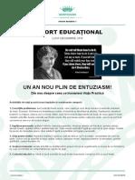 Raport Educational Luna Dec 2018 Gr.bambini1