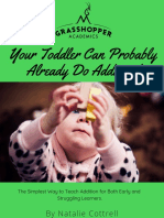 Your Toddler Can Probably Already Do Addition E-Book