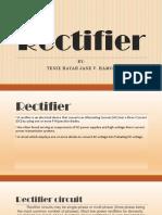 4 - Rectifier