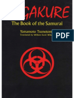 Hagakure, The Book of the Samurai - Yamamoto Tsunetomo, William Scott Wilson (Translator).en.pt