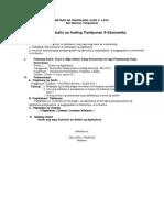 Banghay Aralin Sa AP 9 Ekonomiks