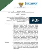 1a Salinan Kepmendesa PDTT No 4 Thn 2019 Tentang Pedum PID 2019