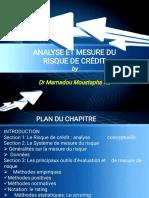 Chapitre 3 Analyse Et Mesure Du Risque