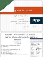 1.2. Introducción a La Programación de Interfaces Gráficas de Usuario