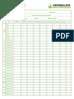 Evaluación Herbalife