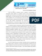 O jornal paraguaio La Tribuna e sua oposição ao regime cívico-militar de Alfredo Stroessner (1978-1983)