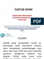 02. Pro. Struktur Atom