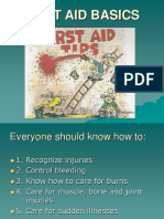 First Aid Basics.pps