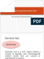 Understanding Narrative Text