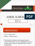 Cryocar by Amol