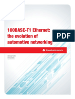 100BASE-T1 Ethernet_ the Evolution of Automotive Networking