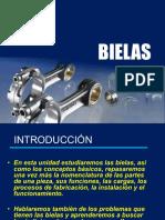Fallas en el motor a gasolina-BIELAS