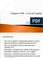 FM+Chapter+VIII+–+Cost+Of+Capital.ppt+class
