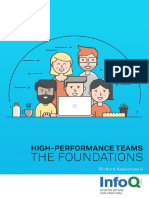 The InfoQ Minibook High Performance Teams the Foundations 1529398140335