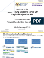 GoEnglish Briefing Session - PPD Pekan v20190218