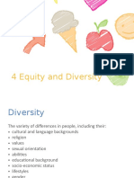 4 Equity and Diversity