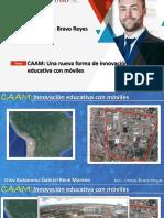 CAAM Innovación Educatica con moviles