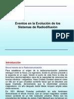 Eventos en La Evolución de Los Sistemas de Radiodifusión