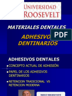Adhesivo Dental