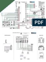 Diagrama Maxxforce 11 y 13 Modelo 2008