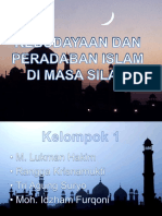 Kebudayaan Dan Peradaban Islam Di Masa Silam
