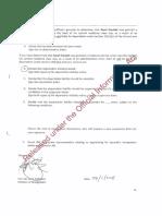 Immigration Minister's optional Letters to Karel Sroubek