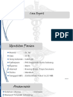 Case Report Malaria