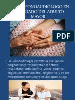 ROL DEL FONOAUDIOLOGO EN EL CUIDADO DEL ADULTO [Autoguardado].pptx