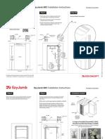 EzyJamb SRC Installation Instructions EZ US II WB JAN18