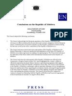Concluzii Ale Consiliului UE Privind R. Moldova_25.10