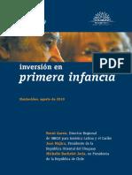 Inversion en Primera Infancia Web (Set 2010)