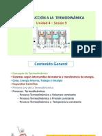 PPT Sem 05 Ses 09 Termodinámica