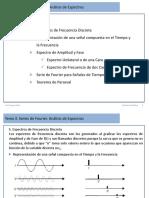 Series de Fourier Analisis de Espectros 3 2015 2