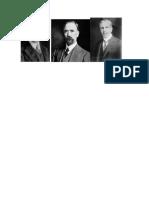 presidentes 1910 2018