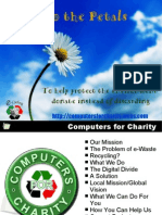 What is Computers for Charity