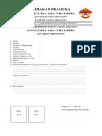 Formulir Pendaftaran Swk by Isdiyantoro
