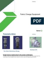 Fabric change Equipment.odp