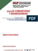 1 Salud Comunitaria Bioseguridad