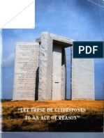 Georgia GuideStones Tour Guide