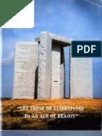 Georgia GuideStones Tour Guide