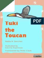 Tuki the Toucan
