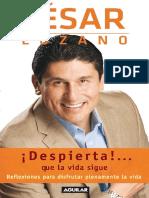 !Despierta!_. que la vida sigue - Cesar Lozano.pdf