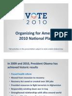 OFA - Vote2010 Strategy Slideshow