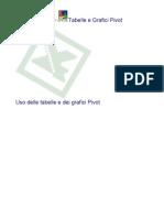 Excel Tabelle e Grafici Pivot