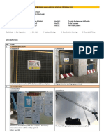 HSE-CDS-003 Safe Operating Specification