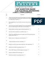 b9.Question Bank Pq&m