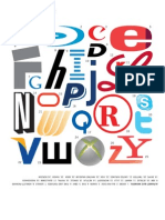 Brand Alphabet Quiz